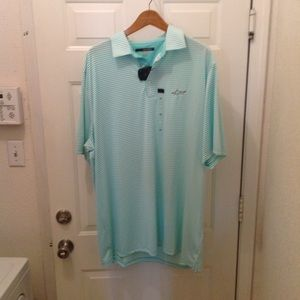 Men's XXL Greg Norman Golf shirt NWT